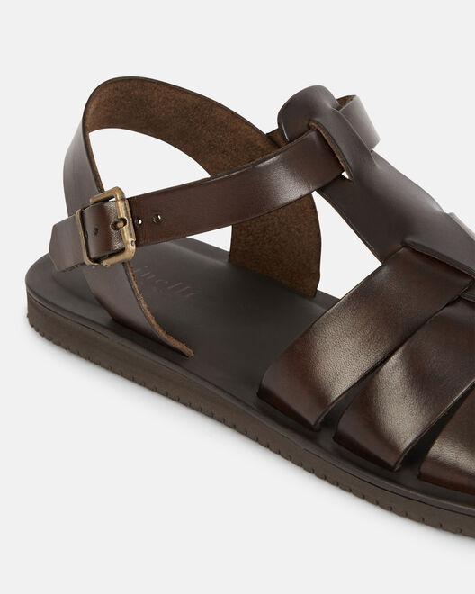 Sandale - Zenais, MARRON