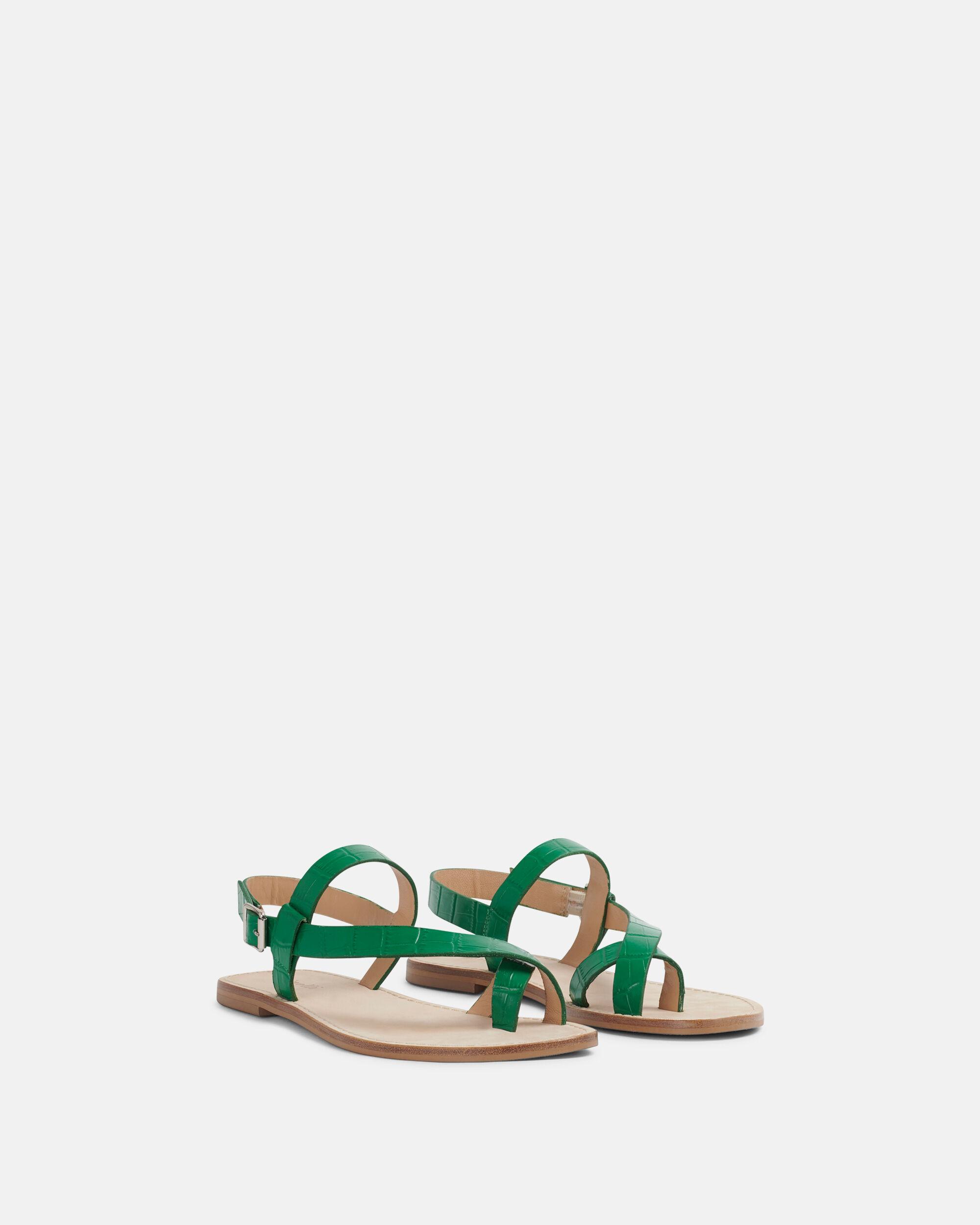 Cuir Meryne Chevre Sandales Sandale Plate Plates 8Pk0XOnw