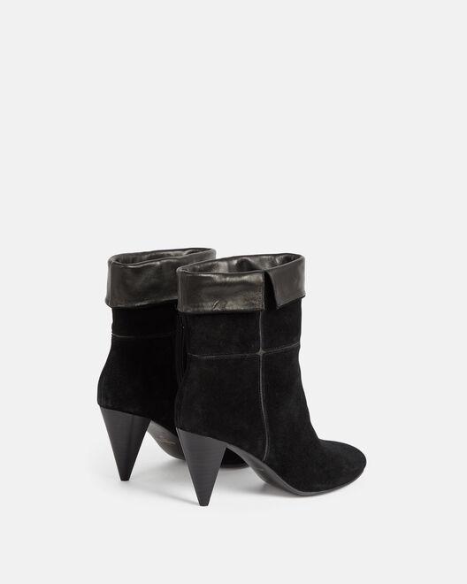 Boots - Teliha, NOIR