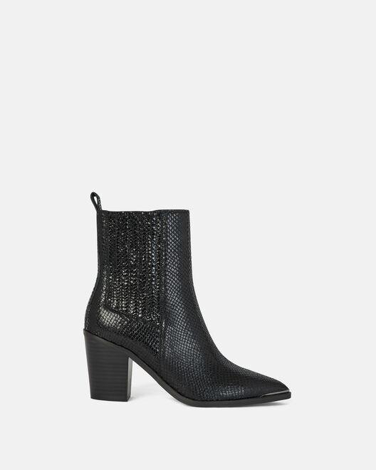 Boots - Tessyra, NOIR