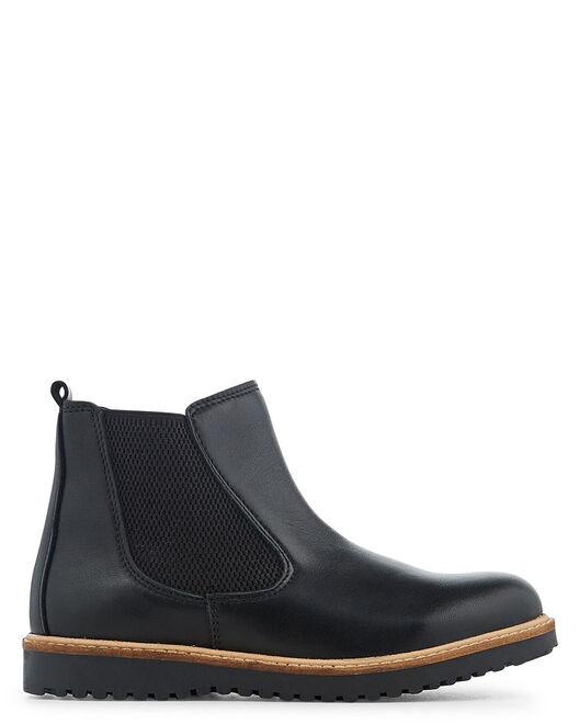 Boots - Calcutta, NOIR