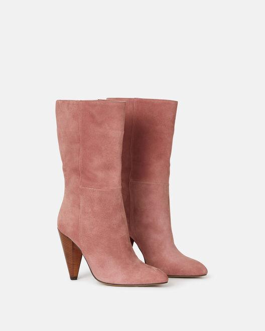 Boots - Paolina, VIEUX ROSE