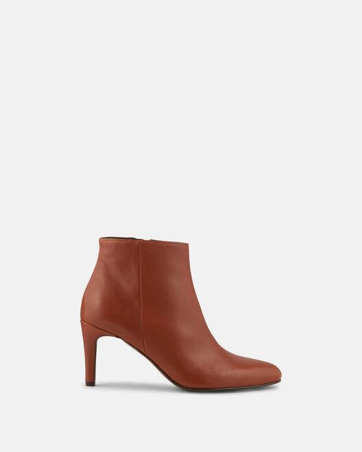 Boots- Peroline, CUIR