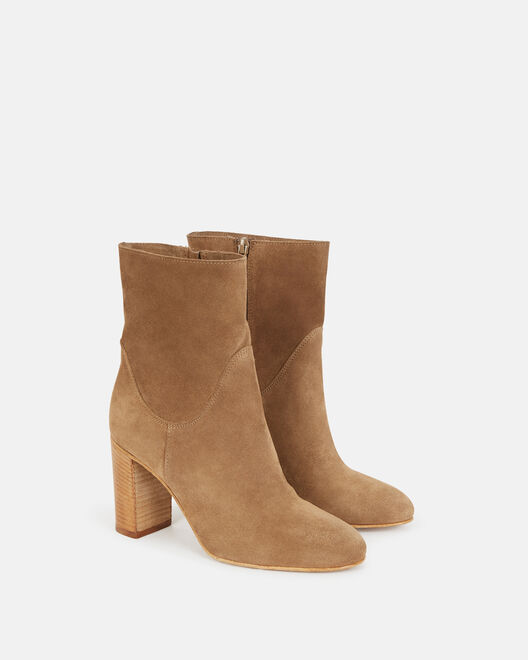 Boots - Vareny, TAUPE