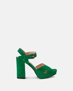 Sandale à talon - Cansu, VERT