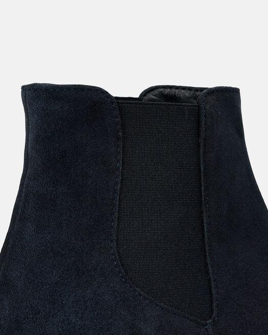 Boots - Adelita, MARINE