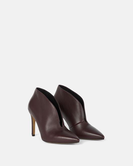 Boots - Tasnime, BORDEAUX