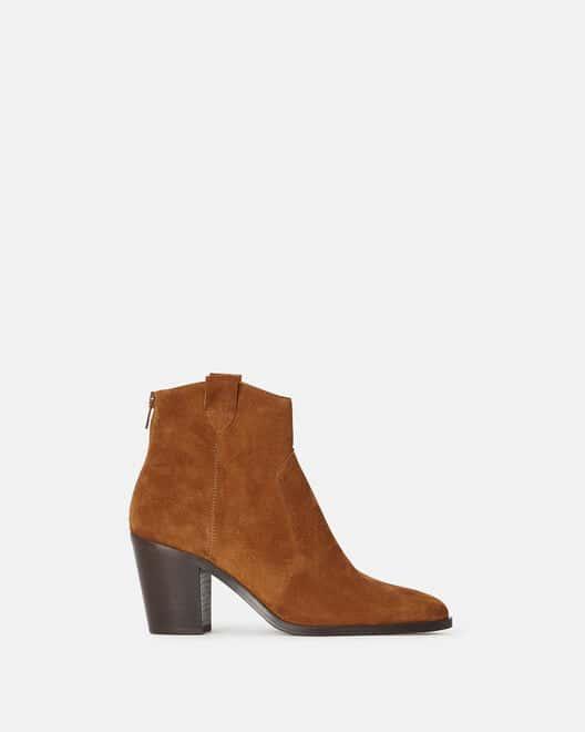 Boots - Tisma, CUIR