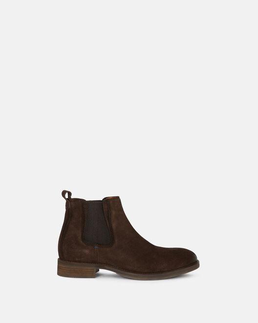 Boots - Fluvien, CHOCOLAT
