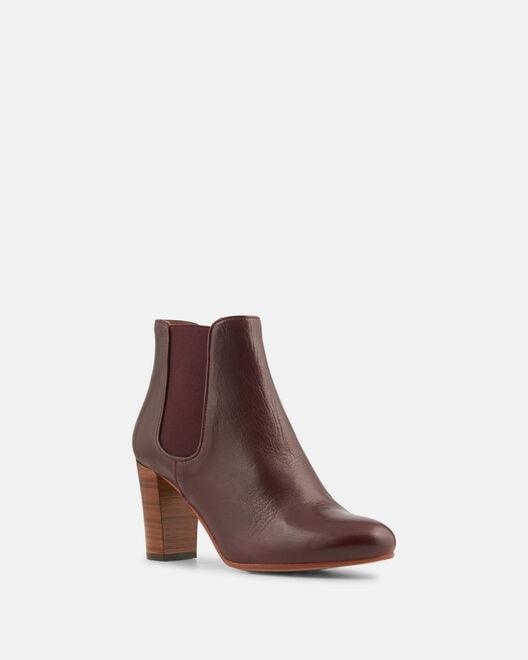 Boots - Kora, BORDEAUX