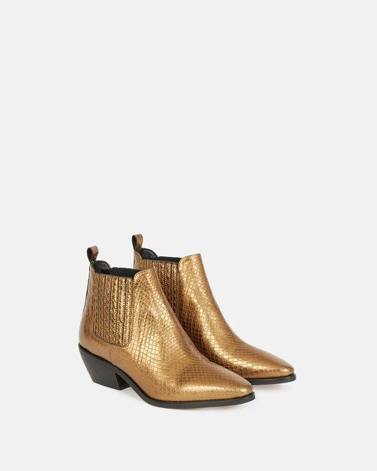 Boots - Vencela, BRONZE