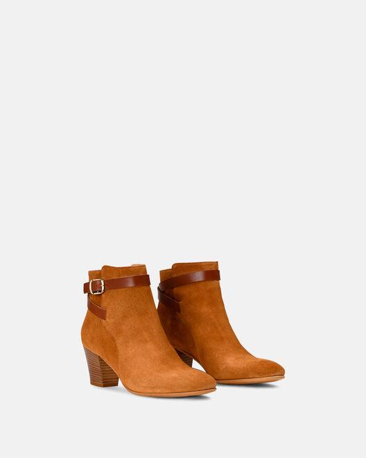 Boots - Savina, CUIR