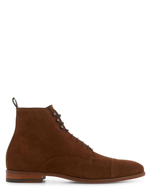 Boots - Nahel, COGNAC