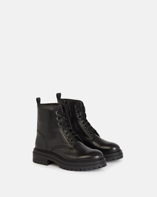 Boots - Flavya, NOIR
