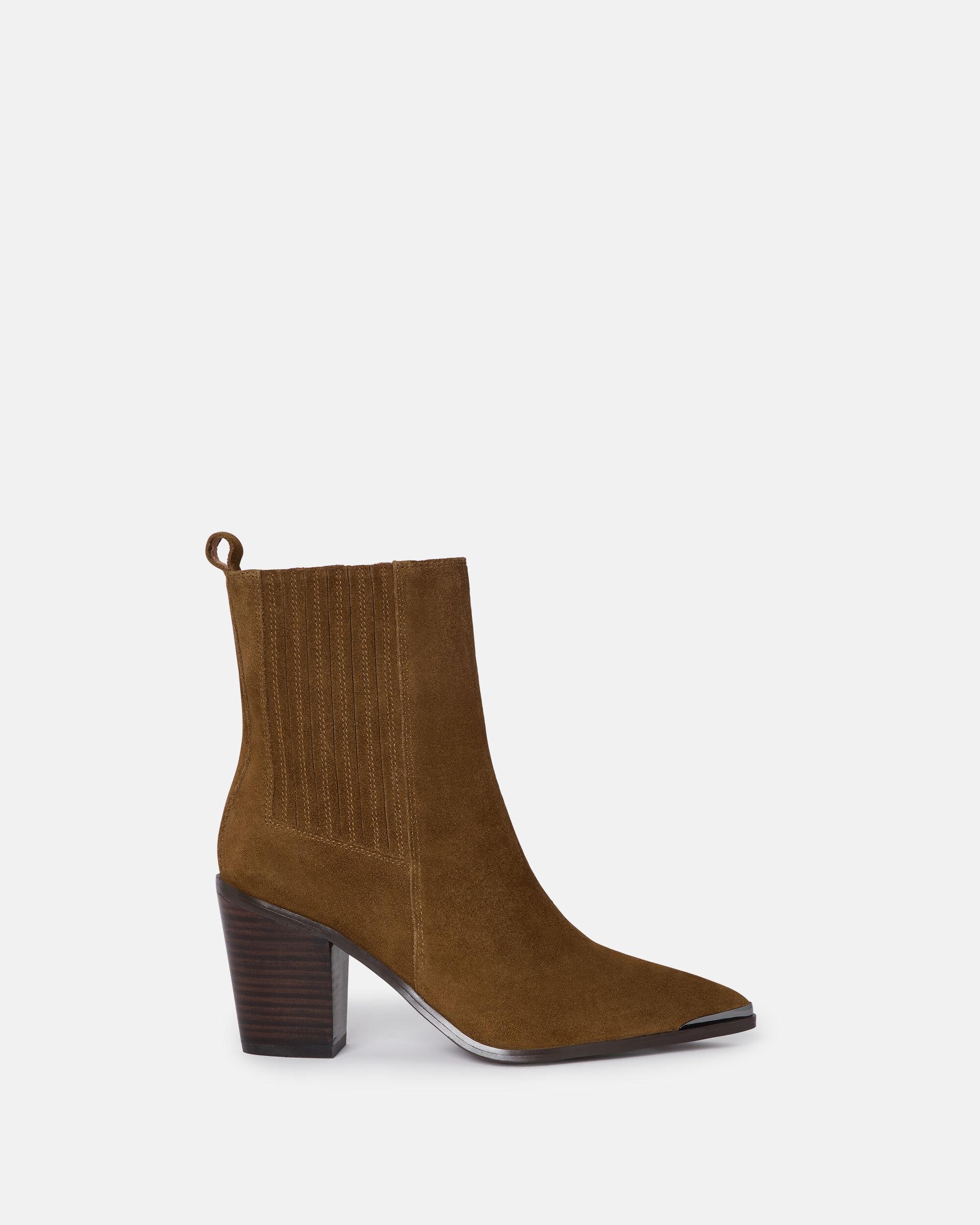 Boots Femme \u2013 Bottines, Boots femme cuir \u2013 boots Chelsea Minelli
