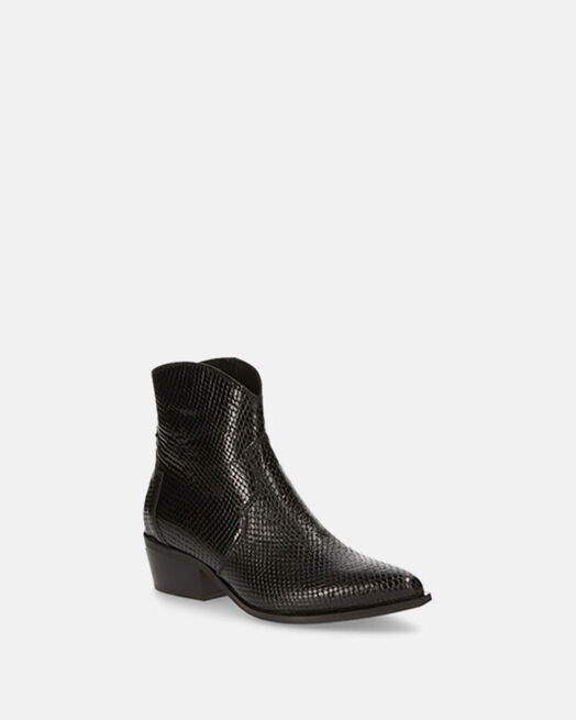 Boots - Ramata, NOIR