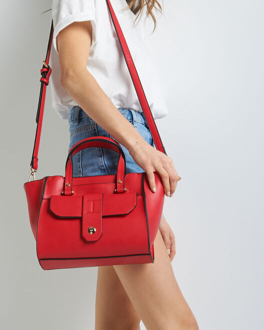 Sac grand format - Nerea, ROUGE