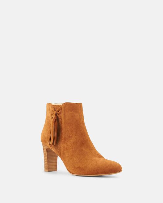 Boots - Kia, CUIR