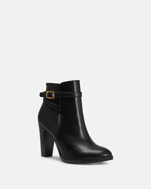 Boots - Saunia, NOIR