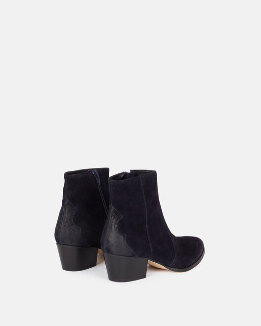 Boots Western - Anyta, MARINE