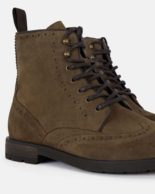 Boots - Saifedine, KAKI