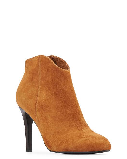 Boots - Bahya, CUIR