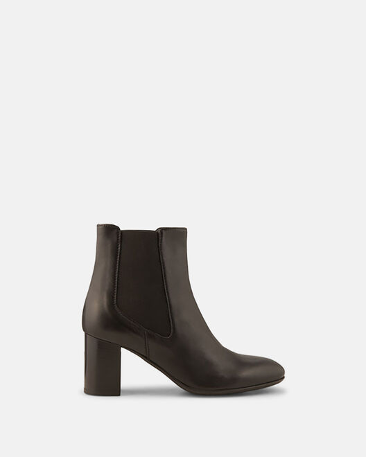 c72717175957 Boots Femme – Bottines, Boots femme cuir – boots Chelsea Minelli