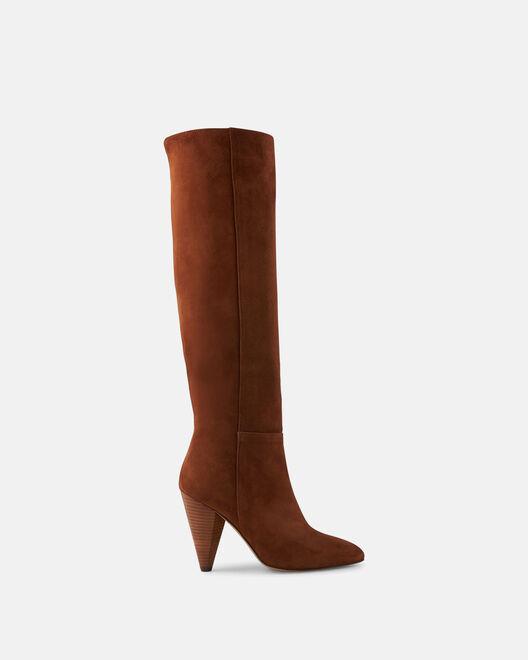Bottes femme - la collection chaussures pour femme - Minelli 41cc0b6d21a
