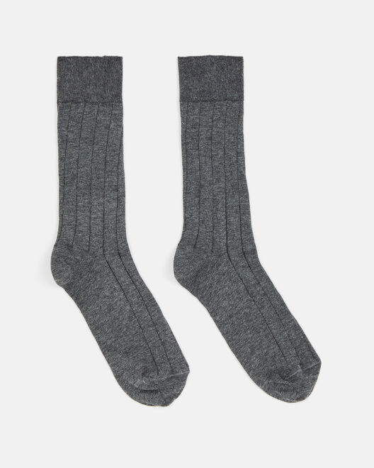 Chaussettes - Loe, ANTHRACITE