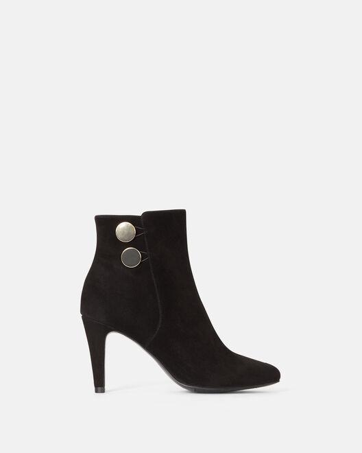 Boots - Trystana, NOIR