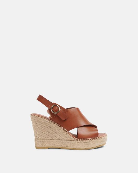284042679a5672 Chaussures compensées femme et sandales compensées - Minelli