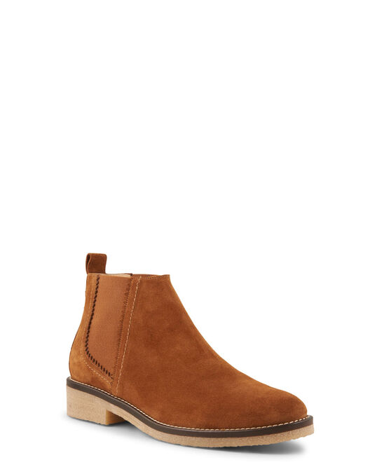 Boots - Rada, CUIR