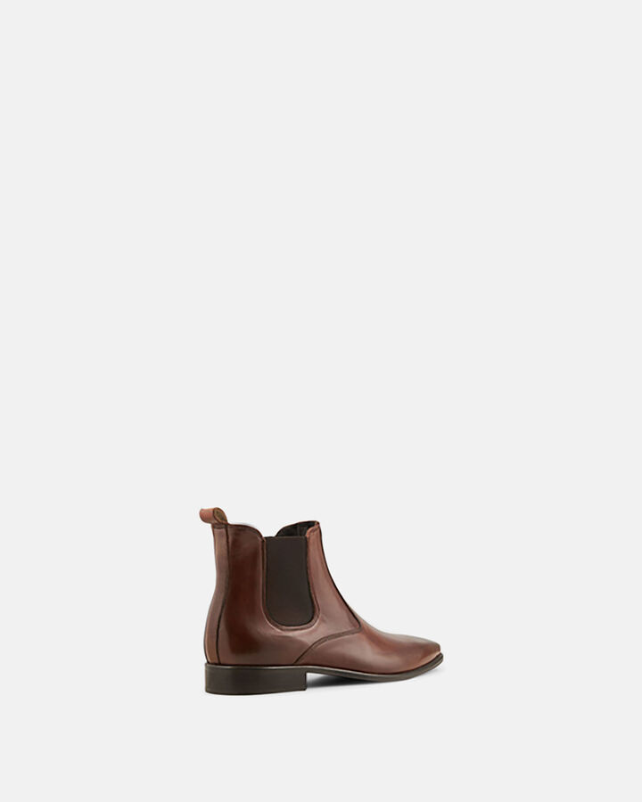 Boots - Ray, COGNAC