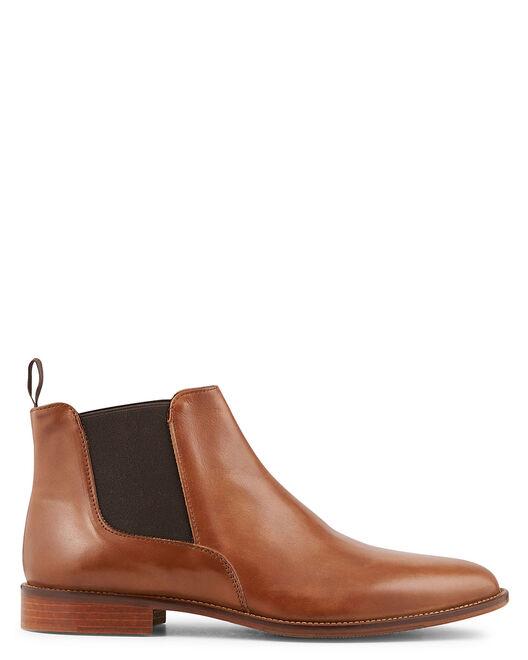Boots - Rito, COGNAC