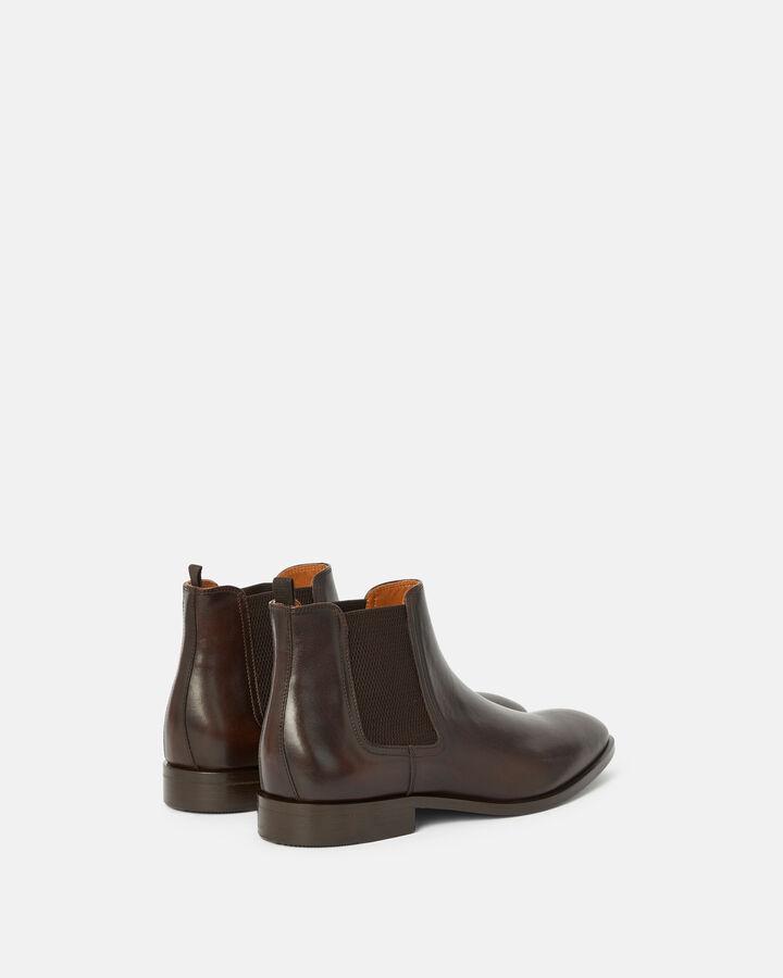 Boots Ville - Dabby, MARRON