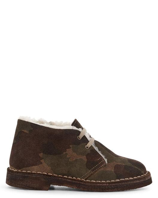 Boots - Conakry, KAKI MULTICOLORE