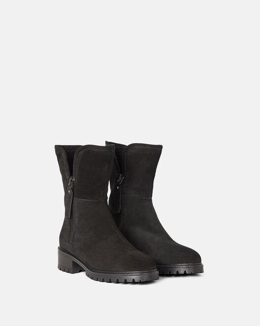Boots - Acila, NOIR