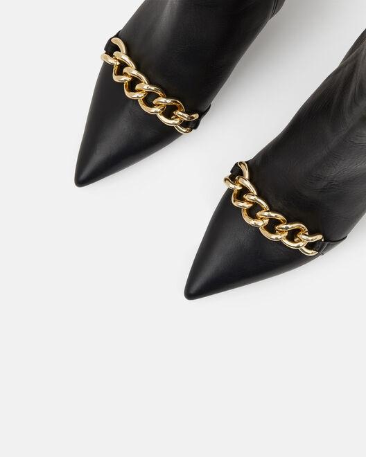 Boots à talon - Louisia, NOIR