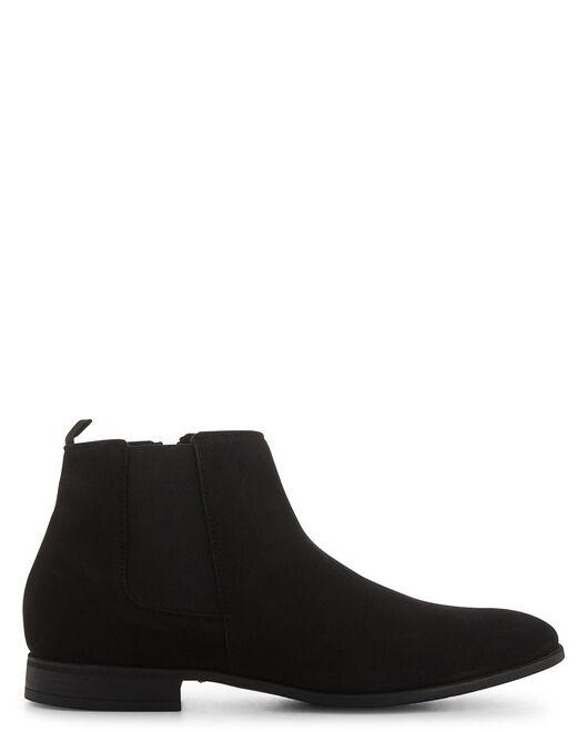 Boots - Laurick, NOIR