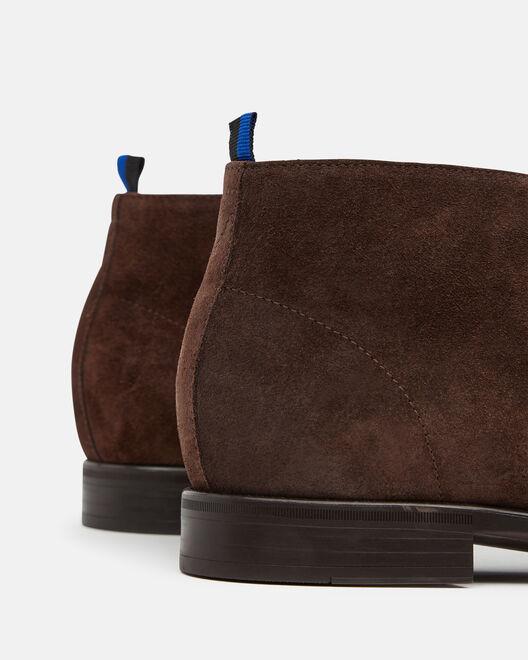 Boots - Iannis, MARRON