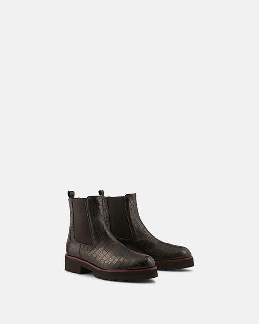 Boots - Rufina, NOIR
