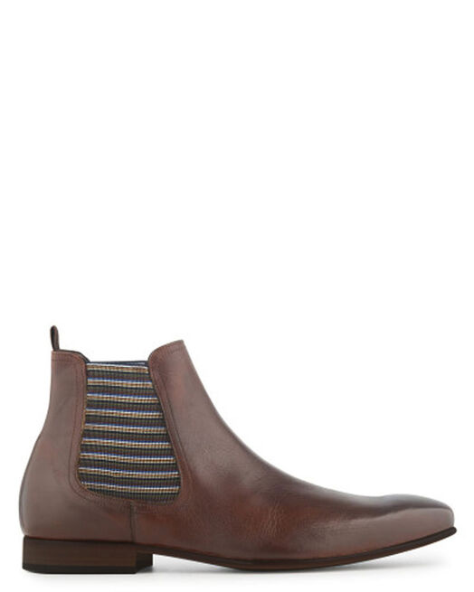 Boots - Cayan, MARRON