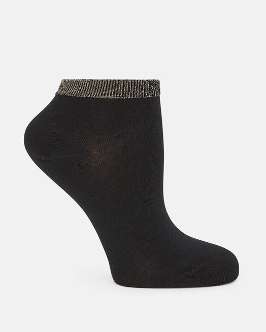 Chaussettes - Gaby, NOIR OR