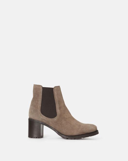 19ef1d7c1d225 Boots Femme – Bottines, Boots femme cuir – boots Chelsea Minelli