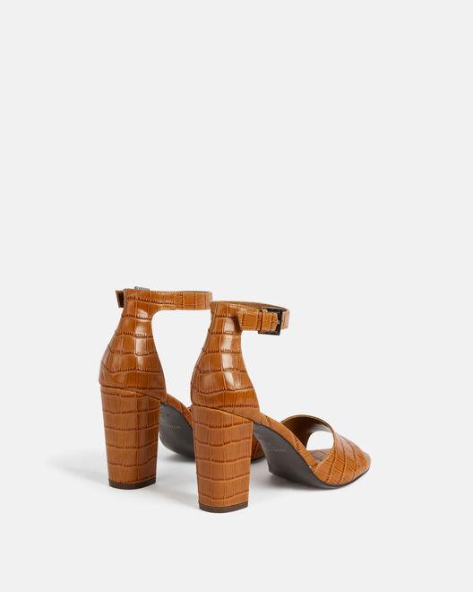 Sandale - Ghaby, NOISETTE