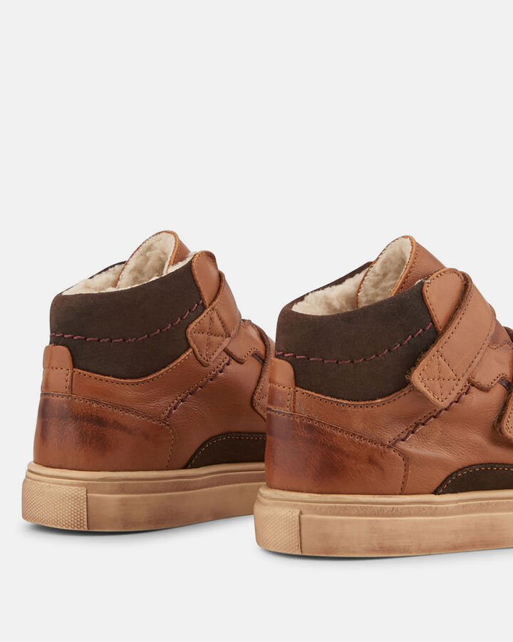 Boots - Hondra, COGNAC CHOCOLAT