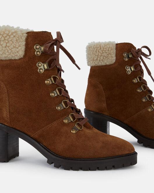 Boots - Teyana, CUIR