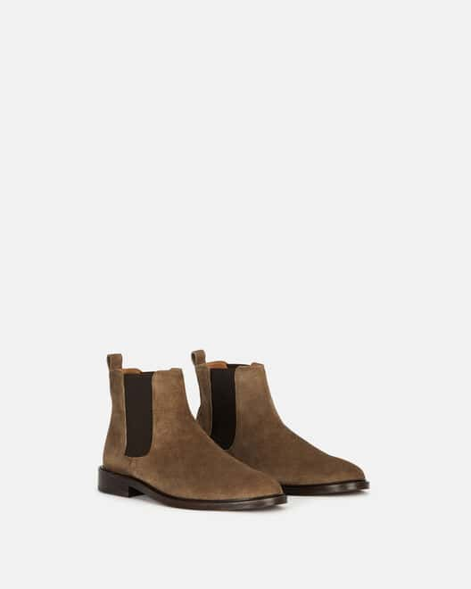 Boots - Seyfi, TAUPE