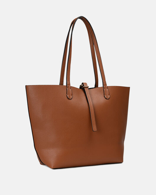 Sac grand format - Tevie, CUIR