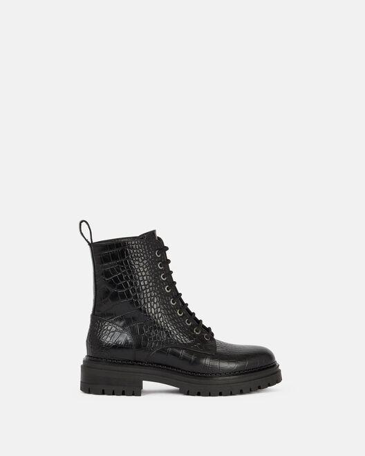 Boots - Ammara, NOIR